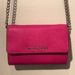 Michael Kors Jet Set Travel Phone Crossbody